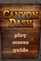 Canyon Dash Screenshot 1
